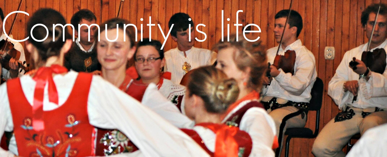 Community is life